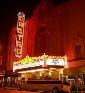 Seeing everyone at the Castro Theatre, Victoria or Roxie during Frameline each year is the best!