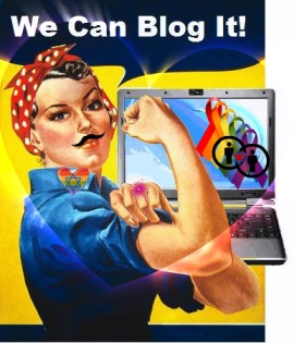 rosie says we can blog it